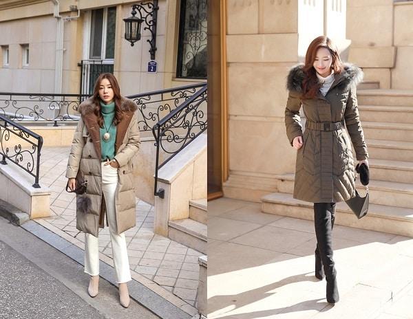 Mách nữ công sở chọn áo phao mặc đi làm mùa lạnh