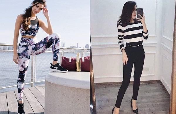Mẫu quần legging nữ đẹp nhất 2020 được chị em bình chọn