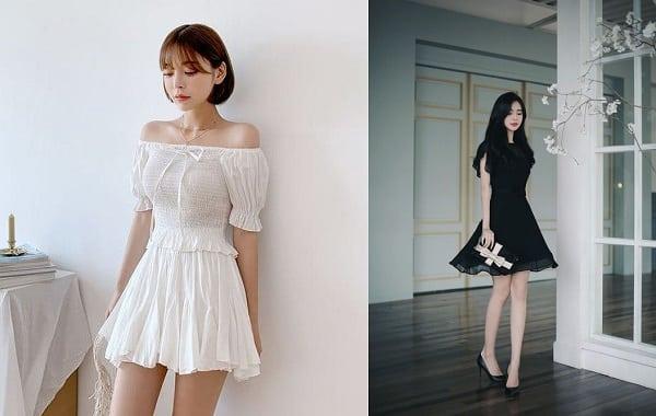 Mẫu váy dự đám cưới sang chảnh đẹp nhất 2020