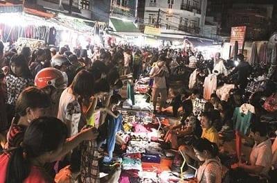Chợ đêm Bắc Ninh