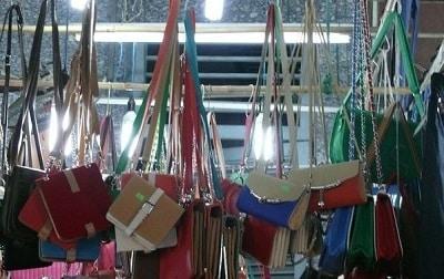 Túi xách với giá chưa đến 100 ngàn đồng