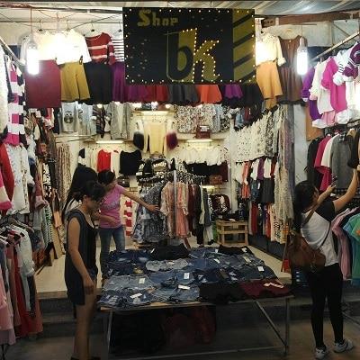 Chợ Cây Gõ (chợ Minh Phụng)