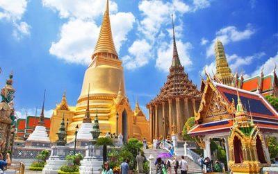 Kiến trúc độc đáo tại xứ sở chùa vàng Thái Lan