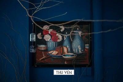 Thu Vén là một studio về nội thất decor với những món đồ xinh xắn được sưu tầm từ nhiều nơi