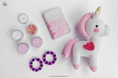 Những món đồ đáng yêu dành cho con gái của The Craft House