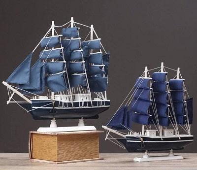 Mô hình thuyền buồm độc đáo được yêu thích tại DECOR SHOP