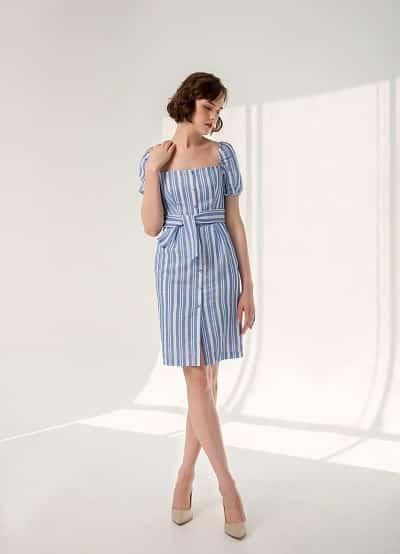 Mẫu váy đẹp hè 2020 mang hơi hướng cổ điển