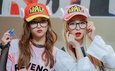 Xu hướng đội mũ len in hình của HotGirl Hàn Quốc