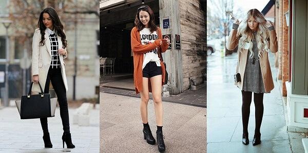 Xu hướng thời trang thu đông 2020 cho nữ mặc xinh trong ngày gió mùa