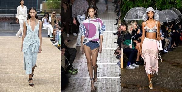 Xu hướng thời trang xuân hè 2020 gây bão giới Fashionista