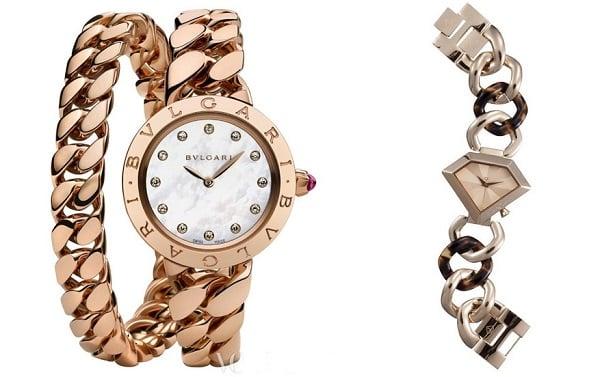 Mẫu đồng hồ nữ dây xích gợi cảm bậc nhất