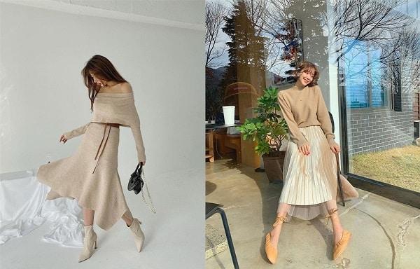 5 Mẫu váy công sở 2020 diện đi làm xinh miễn chê