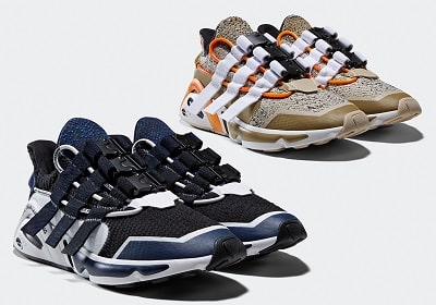 White Mountaineering x adidas LXCON - Ảnh 1