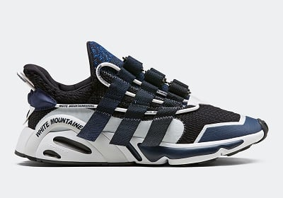 White Mountaineering x adidas LXCON - Ảnh 4
