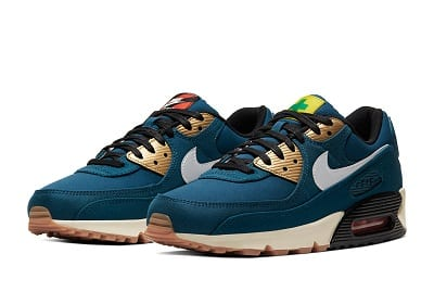 Nike Air Max 90 City Pack - Ảnh 1