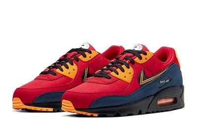 Nike Air Max 90 City Pack - Ảnh 4
