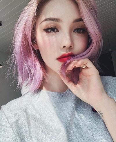 Nhuộm một màu tóc mới lạ sẽ là cách hữu hiệu để bạn F5 diện mạo nhàm chán của mình