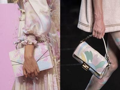 Một chiếc túi điệu đà và sang chảnh