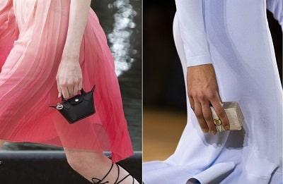 Nhỏ nhỏ xinh xinh tuy không đựng được gì nhiều nhưng nó lại có tác dụng về mặt thời trang