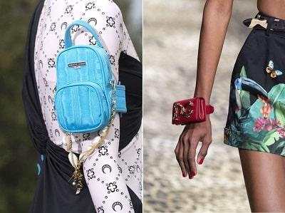 Túi xách tiện dụng tiếp tục làm nên trào lưu
