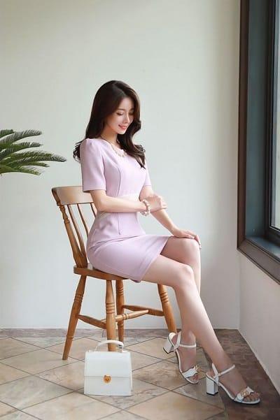 Đầm suông - Sự lựa chọn hoàn hảo