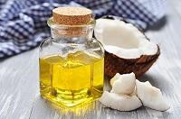 Dưỡng ẩm cho da bằng dầu dừa