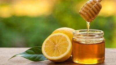 Giảm cân bằng mật ong và chanh