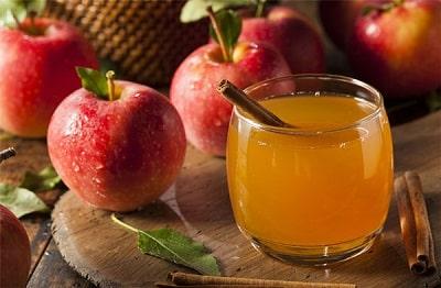 Giảm cân cùng giấm táo và mật ong