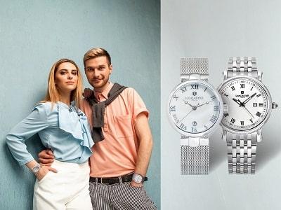 """Đồng hồ đôi Lancaster: Cùng anh bạn thân rinh về ngay cặp đồng hồ """"đồng điệu"""" để đánh dấu tình bạn đẹp"""