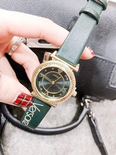 Đồng Hồ Versace phù hợp cho các bạn trẻ năng động làm việc tại văn phòng