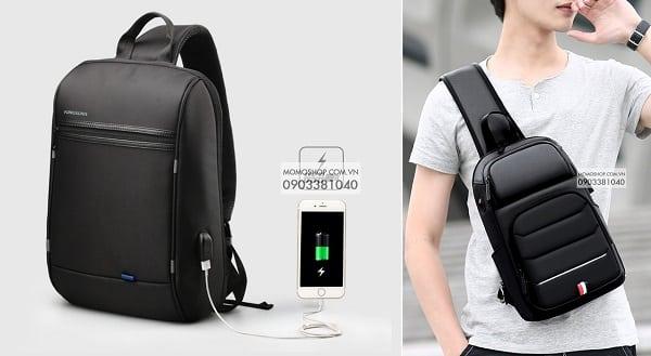 Momoshop- Review Top 5 Mẫu Túi đeo chéo dành cho Doanh nhân và cho dân văn phòng
