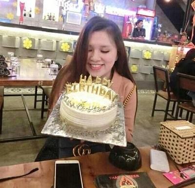Bánh kem - món quà sinh nhật ý nghĩa cho bạn gái