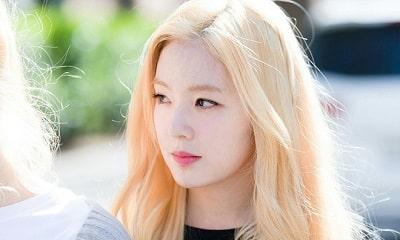 Vàng sáng là màu tóc nhuộm 2020 được yêu thích bởi các cô gái Hàn Quốc