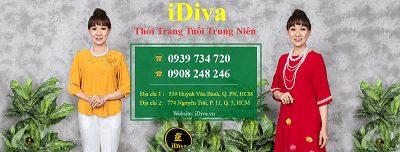 Thời trang trung niên IDIVA: Shop thời trang trung niên tại TPHCM rẻ, đẹp, chất lượng