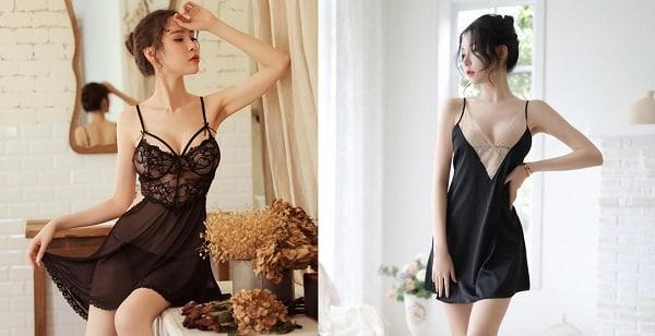 Váy ngủ gợi cảm: Mẹo chọn váy ngủ đẹp, quyến rũ đến phát mê