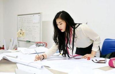 Mức học bổng du học hàn quốc ngành thiết kế thời trang rất hot