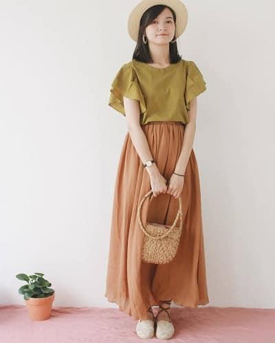 Đầm thôn nữ, xu hướng thời trang cổ điển nhưng mang nét xinh xắn cho bạn trẻ