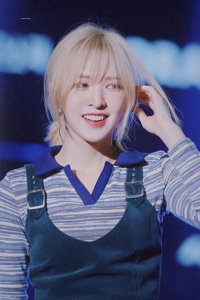 Kiểu tóc mái thưa cũng chính là kiểu tóc 'hack tuổi' của hàng loạt ngôi sao nổi tiếng xứ Hàn
