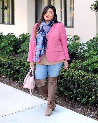 Nhược điểm của áo blazer sáng màu là sẽ khiến thân hình của người mặc có cảm giác to và béo hơn.