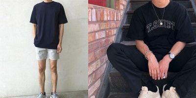 Những mẫu áo thun cho nam này chưa bao giờ lỗi mốt trong năm 2020
