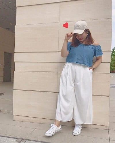 Loại quần culottes rất đa dạng về màu sắc cho các nàng tùy ý lựa chọn.