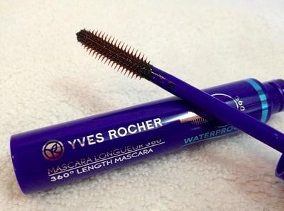 Yves Rocher Mascara Waterproof Longueur 360°