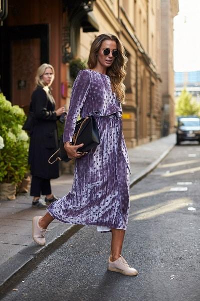 Phối đồ theo phong cách Boho – Làn gió mới cho thời trang công sở