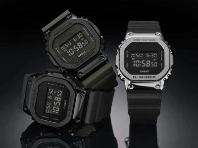 Đồng hồ G-Shock GM-5600