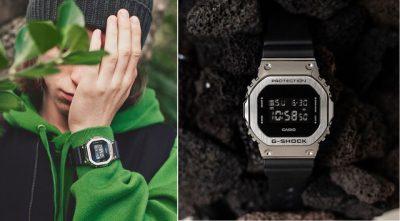 Đồng hồ G-Shock GM-5600-1DR