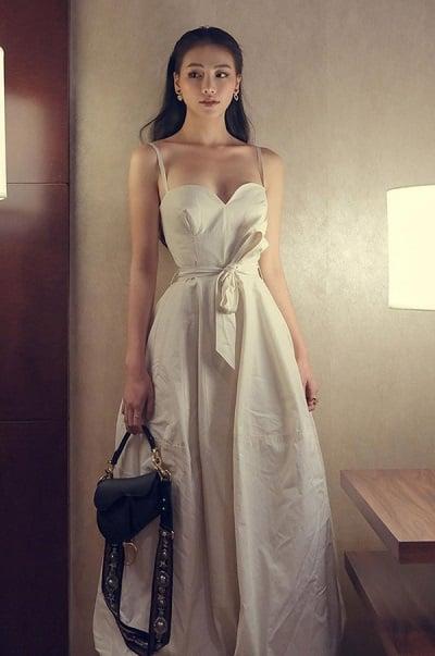 Mặc váy lụa nhăm nhúm sẽ khiến bạn trông thiếu chỉn chu