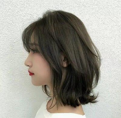 Kiểu tóc ngắn ôm cổ cũng cần được thiết kế theo đặc điểm của từng khuôn mặt và hình dạng của đầu.