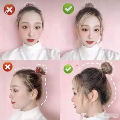 Cần biết vài mẹo buộc tóc để tạo cảm giác tóc dày cho người có tóc mỏng và mềm
