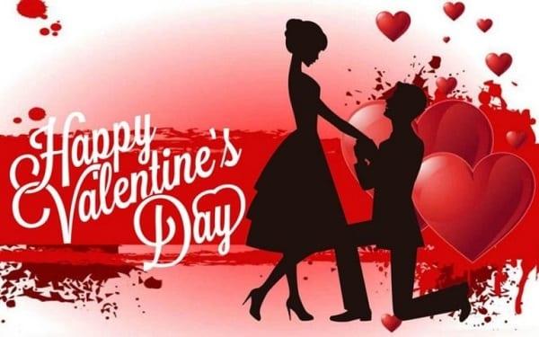 Những lời chúc Valentine ngọt ngào cho bạn gái trong ngày 14/2