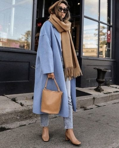 Nếu bạn thích 1 outfit nổi bật; thì mẹo là hãy mix các phụ kiện có cùng tone màu với nhau; nhìn tổng thể bạn sẽ trông hài hòa hơn rất nhiều đó.